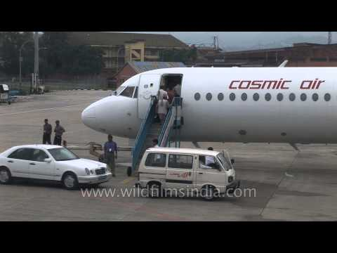 The most versatile leading airline in Nepal : Cosmic Air