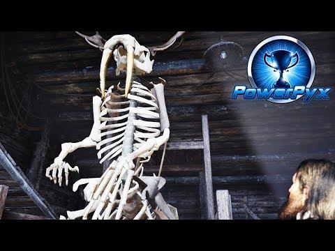Red Dead Redemption 2 All Dinosaur Bones Locations