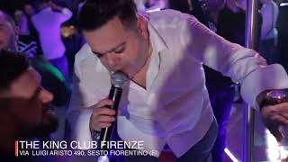 Adrian Minune omu cu caracter si valoare la ThekingclubFirenze 2019