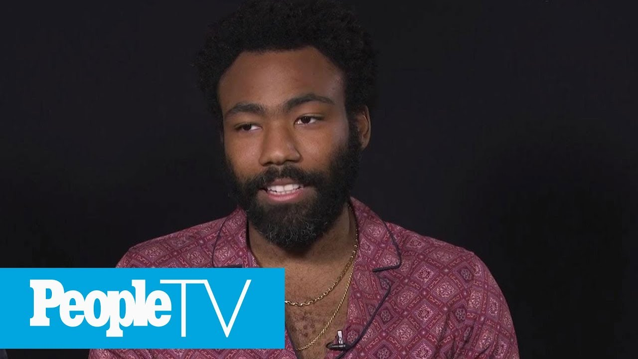 Donald Glover On The Advice Billy Dee Williams Gave To Play Lando | PeopleTV