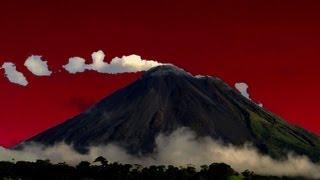 Volcan Arenal, Sendero el ceibo, COSTA RICA, TEST CANON 7D