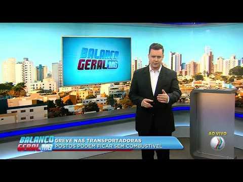 BALANÇO GERAL - Postos podem ficar sem combustíveis por causa da greve em transportadoras