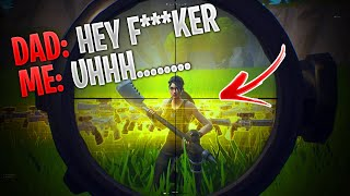 J'ai fait ce scammers papa déposer son inventaire fils! (Epic Scammer Obtient Scammed Fortnite Save The World