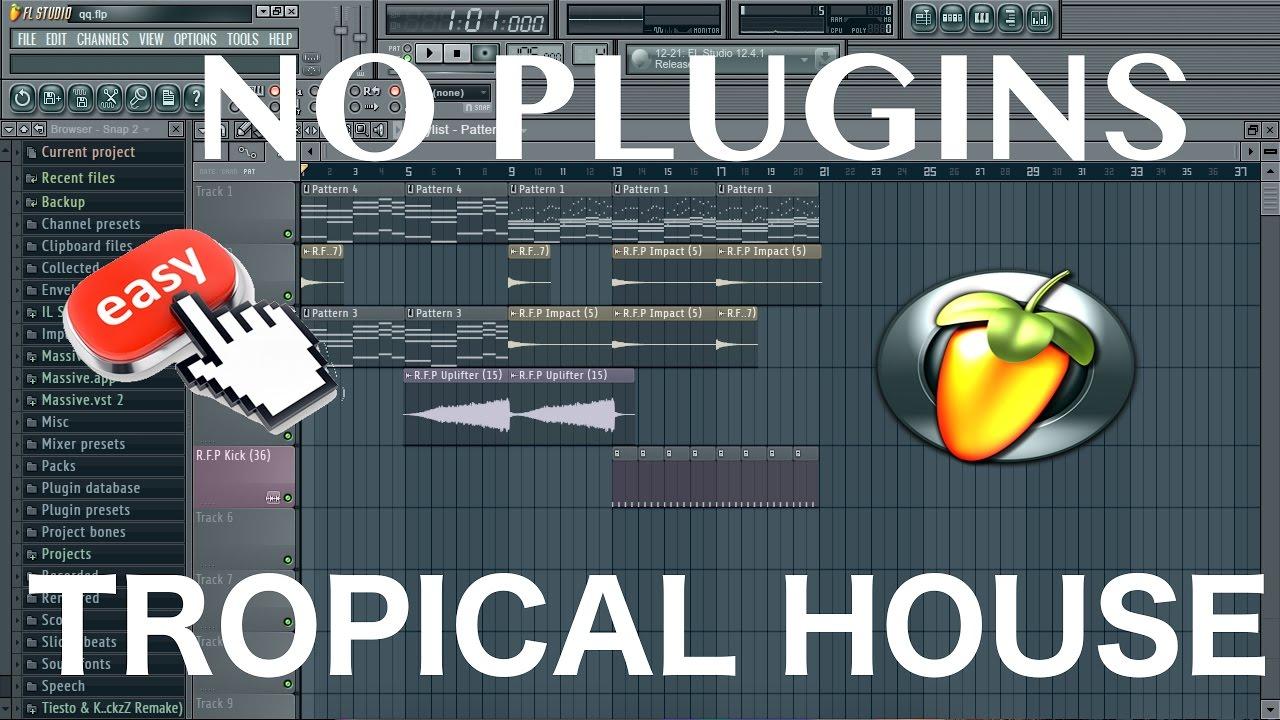 fl studio how to add plugins