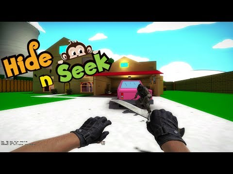 Counter-Strike Global Offensive ქართულად Hide and seek დამალობანა thumbnail
