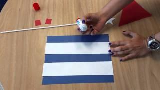 Campaña Cuba o $4 - Como hacer tu Bandera Cubana