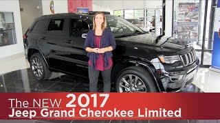 New 2017 Jeep Grand Cherokee Limited - Elk River, Coon Rapids, Minneapolis, St Paul, St Cloud, MN