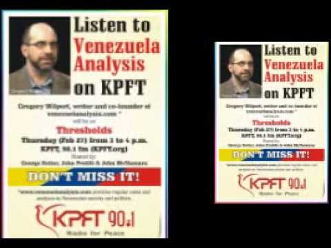 USA involvement in an attempt to overthrow the elected - www.kpft.org) 90.1 fm