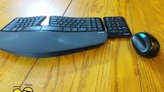 Microsoft Sculpt Ergonomic Keyboard & Mouse Review