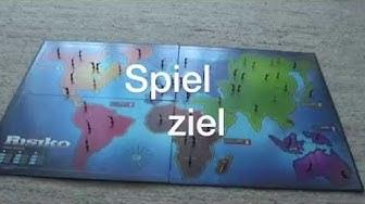 Risiko Grundspiel - Spielanleitung deutsch