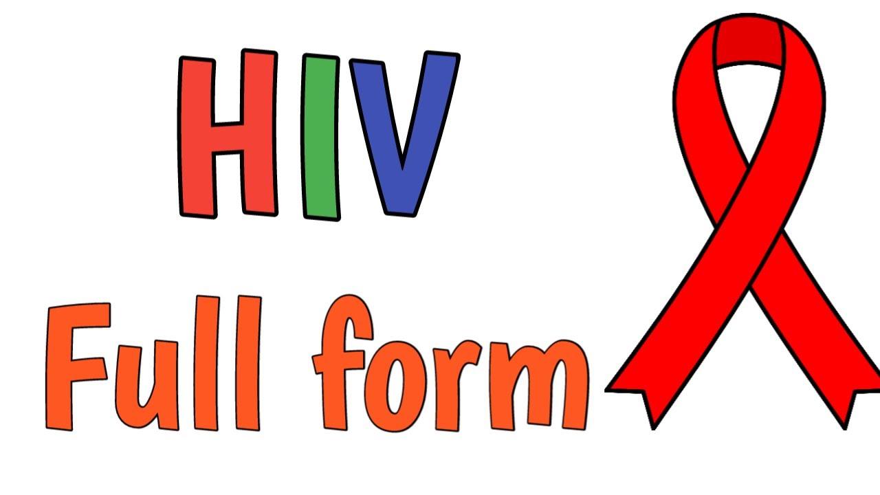 HIV full form - YouTube