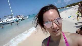 Icacos Island Catamaran Puerto Rico Vlog Part7