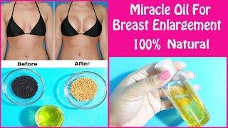 Miracle Oil Enlargement Natural En Your Saggy