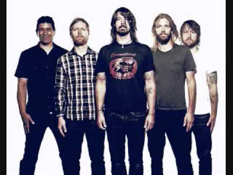 Foo Fighters I Am A River