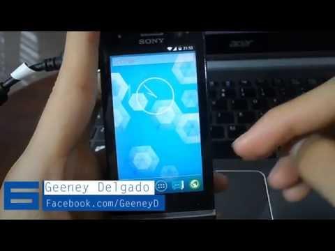 Android 5.0.2 Lollipop (Xperia U)