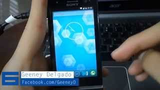 Android 5.0.2 Lollipop (Xperia U)