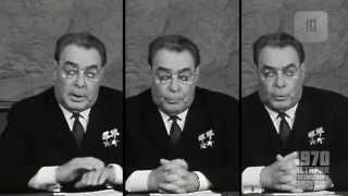Первое в СССР новогоднее телепоздравление