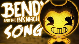 ▶️ BENDY AND THE INK MACHINE SONG ▶️ LYRIC VIDEO - Let Me In (NateWantstoBattle)