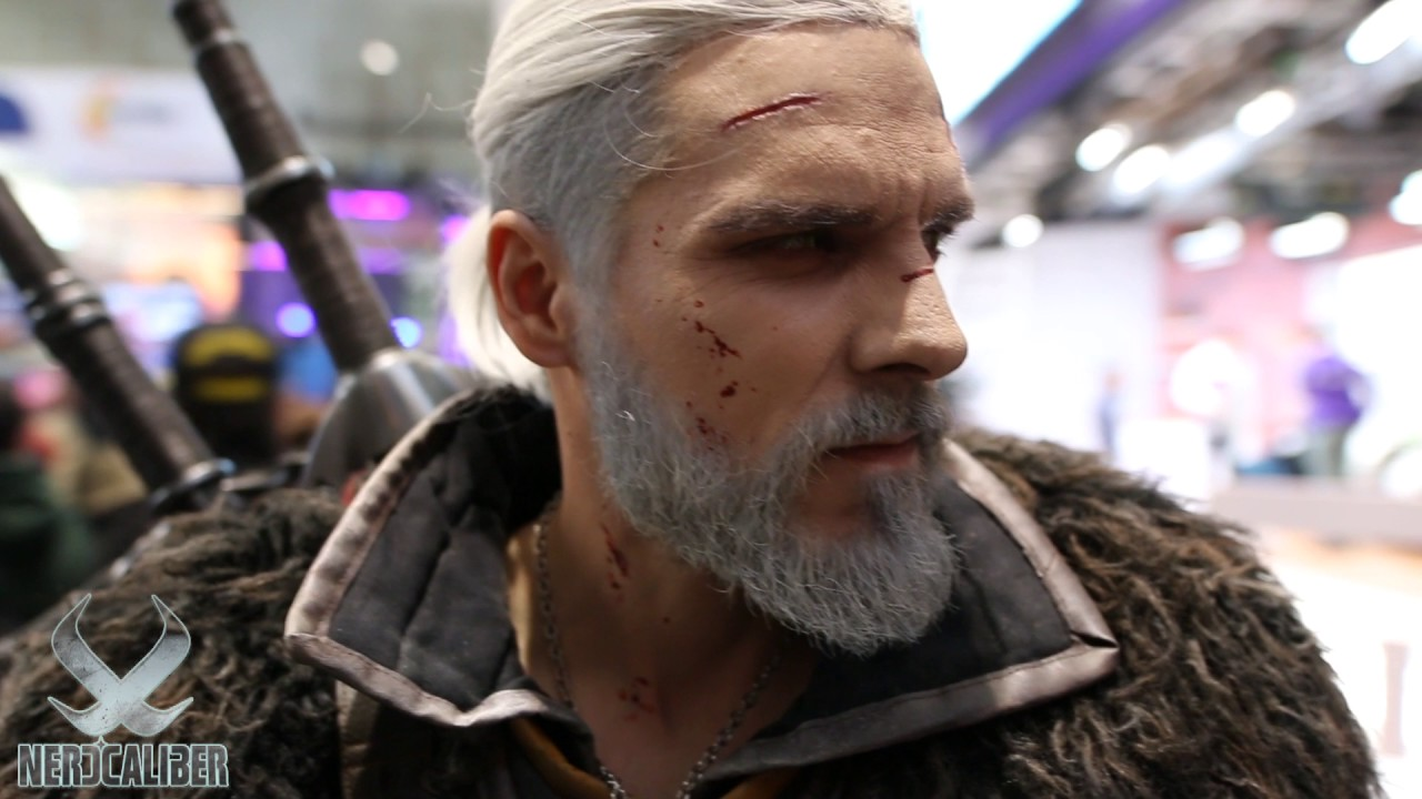 Incredible Witcher Cosplay By Maul Cosplay Youtube