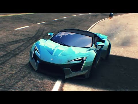 Asphalt 8 – All the Best Stats Combined Into One Car (Fenyr Supersport Nevada 32 Racers 5 Laps)