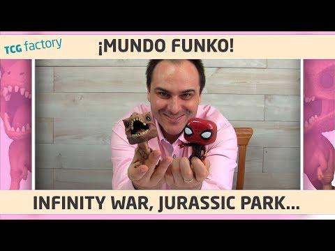 Noticias Funko - Actualidad POP! Avengers Infinity War, Jurassic Park...