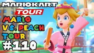 Mario Kart Tour: Mario VS Peach Tour!! Gameplay Walkthrough Part 110