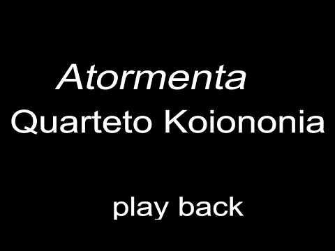 A tormenta playback quarteto koiononia