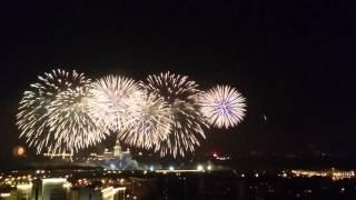 Салют 9 Мая 2015 год Москва