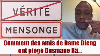 Urgent: L'activiste Ousmane Bâ piégé et roulé dans la farine…