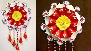 DIY - Genius craft idea with waste material - Best out of waste ideas - Home decor ideas