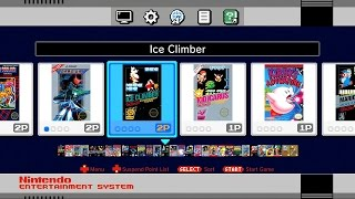 NES Classic Mini #14 - Ice Climbers