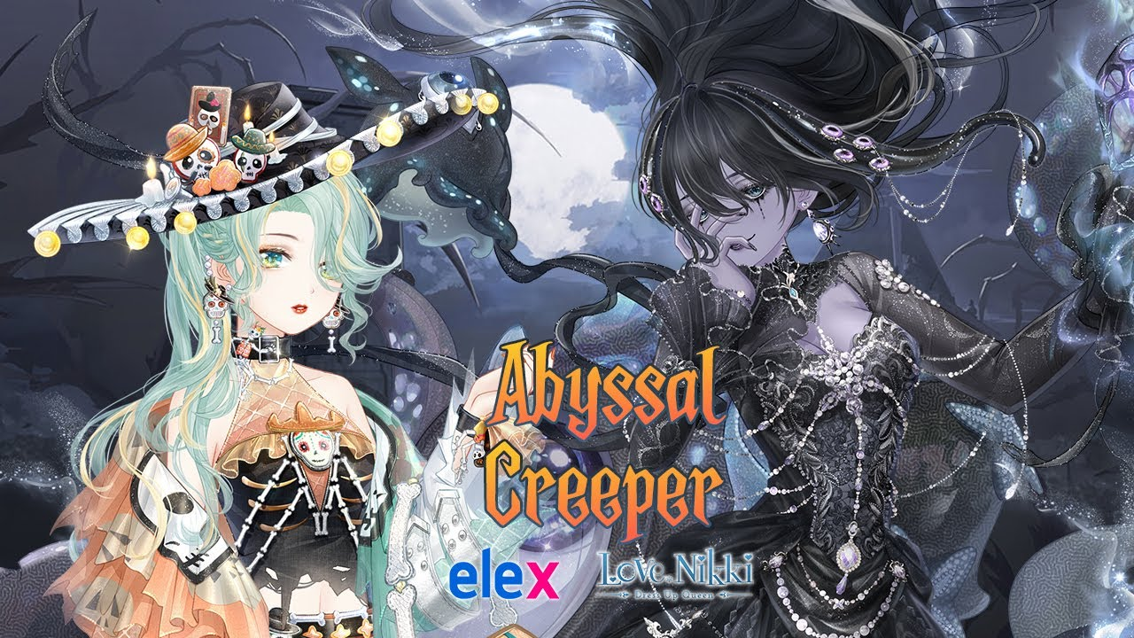 Love Nikki-Dress Up Queen: Abyssal Creeper