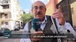 بالفيديو| في جولة الإعادة بالإسكندرية.. كبار السن: بننتخب عشان نهضة الوطن