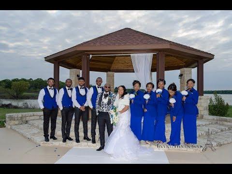 DALLAS CONGOLESE WEDDING:THIERRY THIOMBO & YRENE KAJA