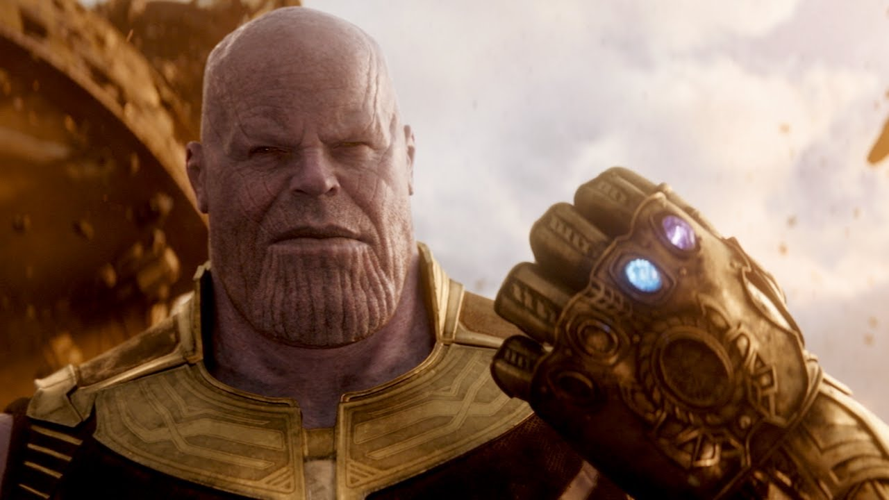 Image result for thanos gauntlet