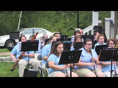 Summer Concerts in the Park 2018 - Manchester Community Music School - June 27 2018