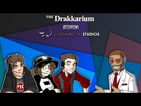 OUR DIRTY SECRETS! - CheshireCatStudios Interviewed by The Drakkarium