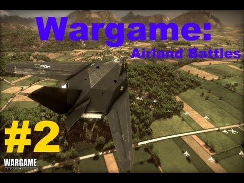 Wargame: Airland Battles w/ ShyKen - Episode #2: Pact Side!  Control the City!