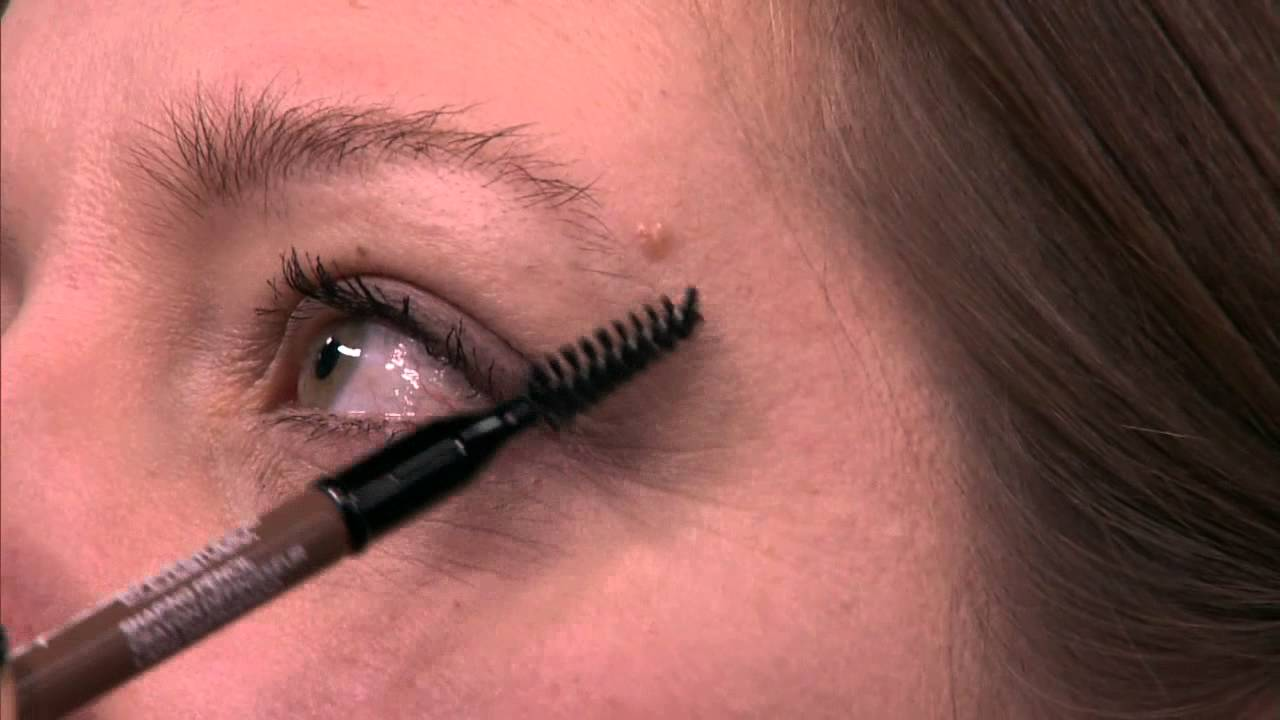 How To Tame Your Eyebrows Youtube