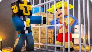 El PolicÍa Massi Encarcela A Su Amigo En Minecraft 😱