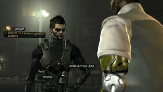 Deus Ex Human Revolution GamePlay PC Highest Graphics