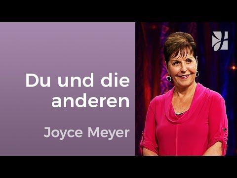 Was möchtest du für andere tun? – Joyce Meyer – Beziehungen gelingen lassen