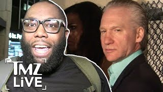 Killer Mike Responds To Bill Maher's N-Word Controversy | TMZ Live