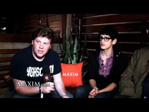 Maxim Exclusive: The Virginity Hit Interview