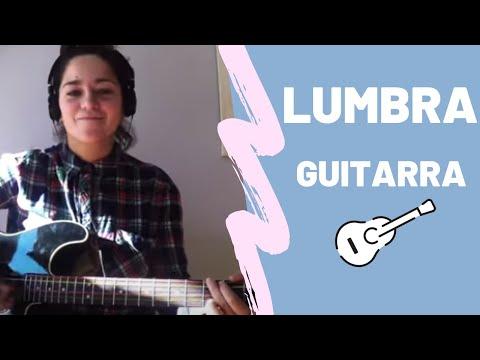 Lumbra - Cali y el Dandee ft. Shaggy (acordes guitarra) Sarai