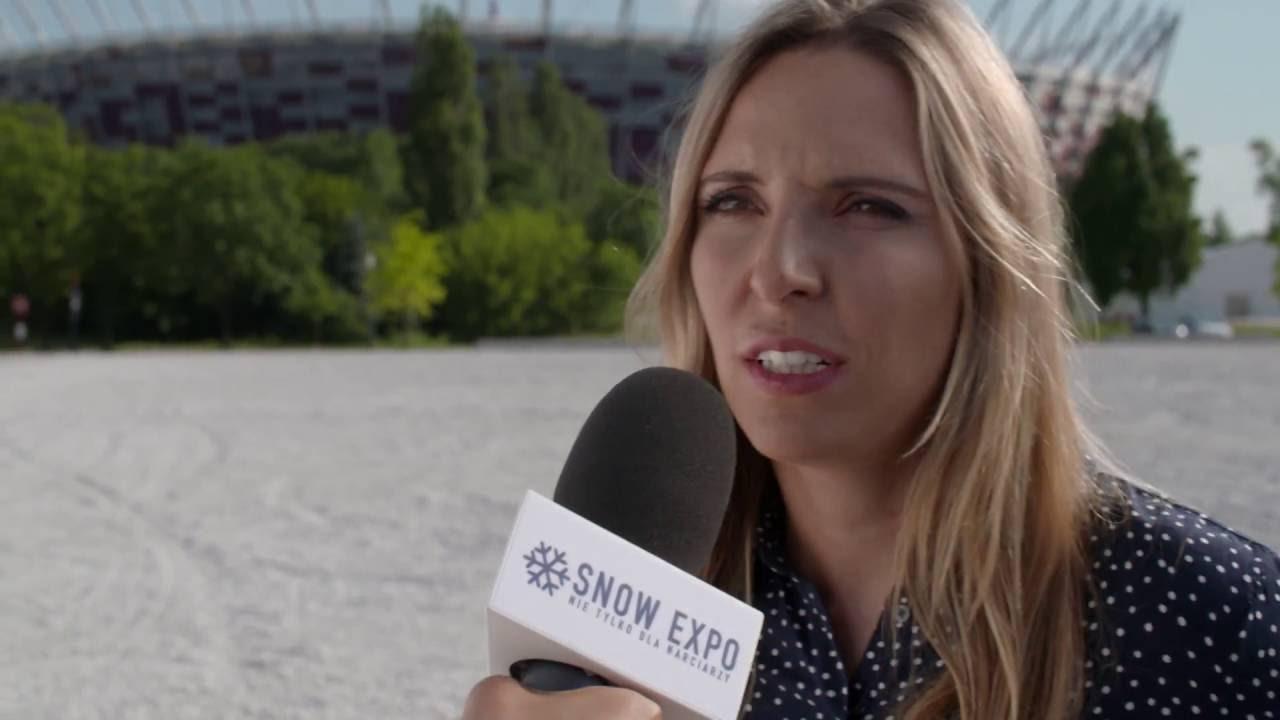 Agnieszka Gąsienica Gładczan - SNOW EXPO 2016/17 - Stadion Narodowy