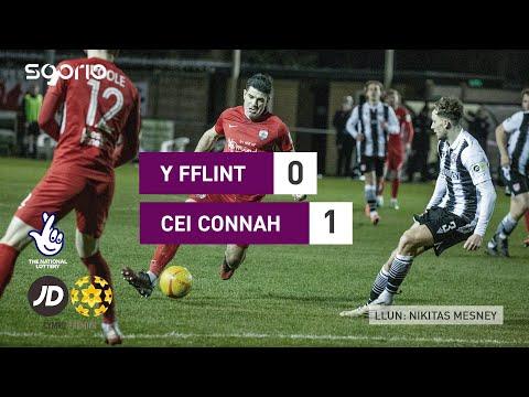 Flint Connahs Q. Goals And Highlights