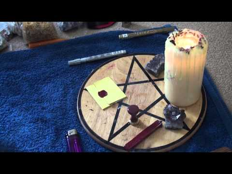 Envelope Magick spells - advice and how to cast!