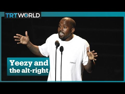 Kanye West and the alt-right