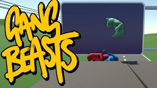 gang beasts online i like this new mode